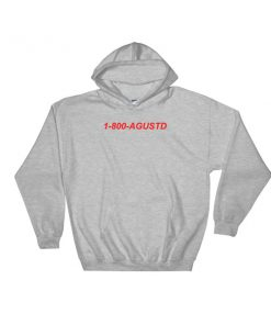 mockup 84e46573 247x296 - 1-800-Agustd Hooded Sweatshirt