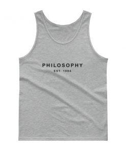 mockup f7d78ad8 247x296 - Philosophy est 1984 Tank top