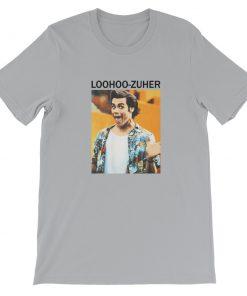 mockup 08bff23d 247x296 - Ace Ventura 1994 Jim Carrey Loohoo Zuher Short-Sleeve Unisex T-Shirt