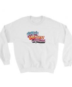 mockup 0b5d5f16 247x296 - World's Greatest Grandpa Sweatshirt