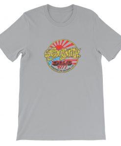 mockup 109933d7 247x296 - Aerosmith Band Short-Sleeve Unisex T-Shirt