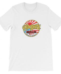 mockup 665c48e4 247x296 - Aerosmith Band Short-Sleeve Unisex T-Shirt