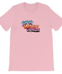 mockup 971ead51 247x296 - World's Greatest Grandpa Short-Sleeve Unisex T-Shirt