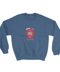 mockup d796e91a 247x296 - What Time Is It Sweatshirt