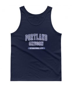 mockup 23f5e5ff 247x296 - Portland Oregon Established 1851 Tank top