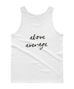 mockup b42f8647 247x296 - Above Average Tank top
