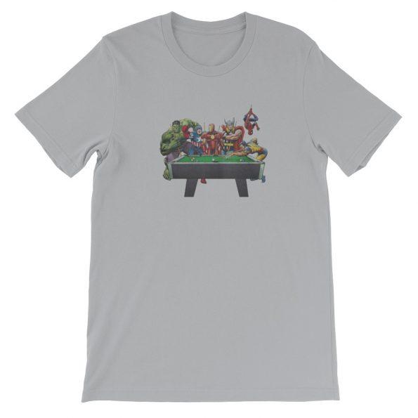 Avenger Billiard Short Sleeve Unisex T Shirt