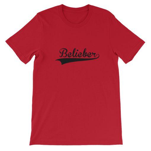 mockup 3bd61145 510x510 - Belieber Short-Sleeve Unisex T-Shirt