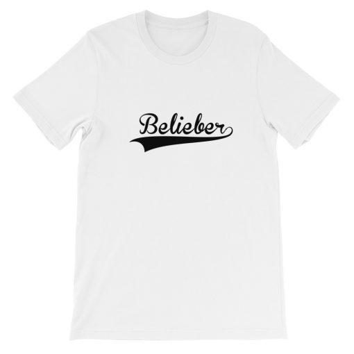 Belieber Short-Sleeve Unisex T-Shirt