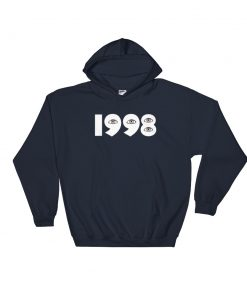 1998 Eyes Hooded Sweatshirt
