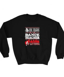 mockup 6e2f2792 247x296 - a dance teacher Christmas Sweatshirt