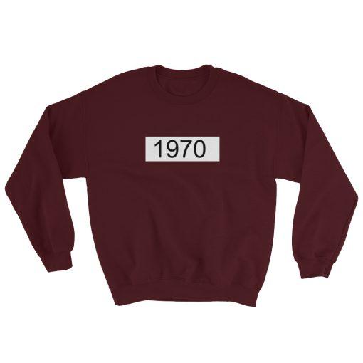 mockup 96bba987 510x510 - 1970 Box Gildan 18000 Unisex Heavy Blend Crewneck Sweatshirt