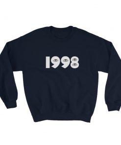 mockup a0bed2cd 247x296 - 1998 Eyes Gildan 18000 Unisex Heavy Blend Crewneck Sweatshirt