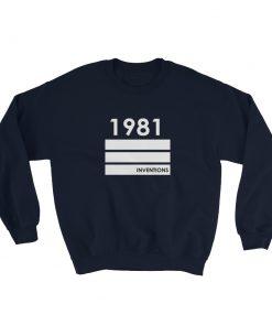 mockup bc6f82ac 247x296 - 1981 Inventions Gildan 18000 Unisex Heavy Blend Crewneck Sweatshirt