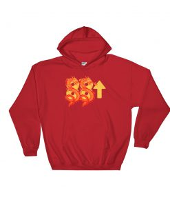 88 Rising Dragon Gildan 18500 Unisex Heavy Blend Hooded Sweatshirt