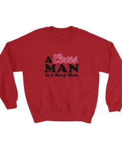 mockup d35bca72 247x296 - A Coors Man is a Sexy Man Crewneck Sweatshirt