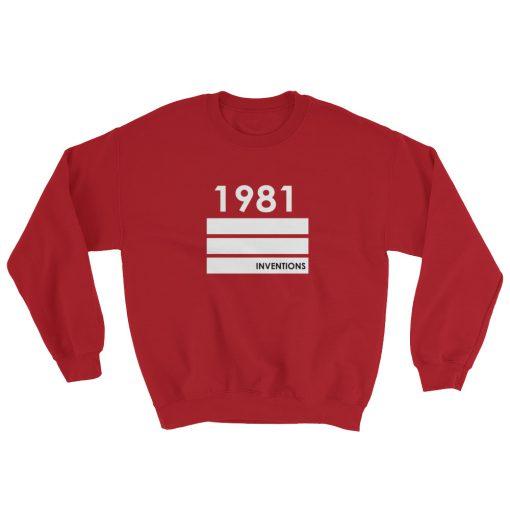 mockup effa1eaf 510x510 - 1981 Inventions Gildan 18000 Unisex Heavy Blend Crewneck Sweatshirt