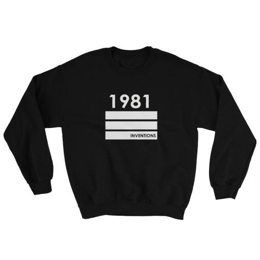 mockup f386b861 510x510 - 1981 Inventions Gildan 18000 Unisex Heavy Blend Crewneck Sweatshirt