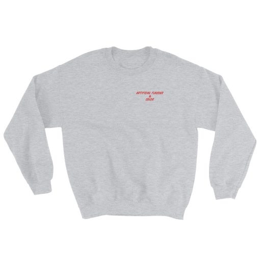mockup 0ae0e47c 510x510 - Artificial Flavour And Color It's Peachy Try It Sweatshirt
