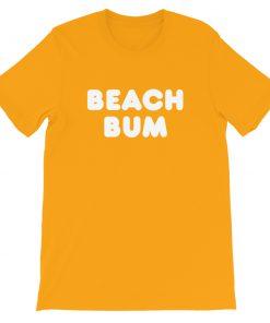mockup 13c67bc0 247x296 - beach bum Short-Sleeve Unisex T-Shirt