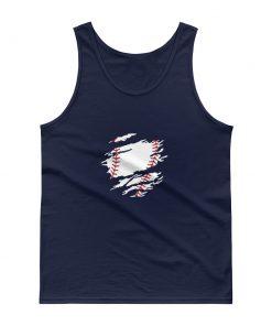 mockup 192f4583 247x296 - Baseball Ball Torn Tank top