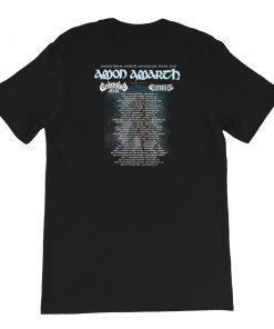 mockup 2d5f534f 247x296 - Amon Amarth 2016 North American Tour Short-Sleeve Unisex T-Shirt