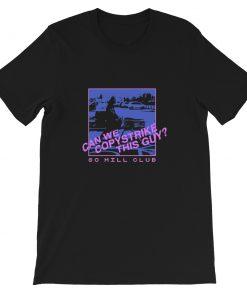 mockup 31b311a5 247x296 - 80 Mill Club Can we Copystrike Short-Sleeve Unisex T-Shirt