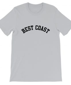 mockup 3a62b5ad 247x296 - Best Coast Short-Sleeve Unisex T-Shirt