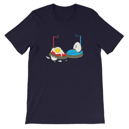 mockup 692c8fd0 510x510 - Bumper Car Egg Short-Sleeve Unisex T-Shirt