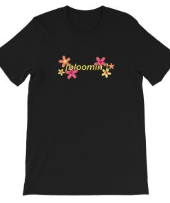 mockup 8ebd4996 247x296 - Bloomin Flower Short-Sleeve Unisex T-Shirt