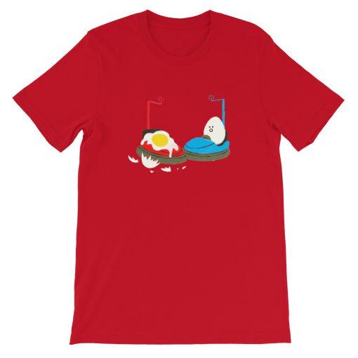mockup a04f35ae 510x510 - Bumper Car Egg Short-Sleeve Unisex T-Shirt