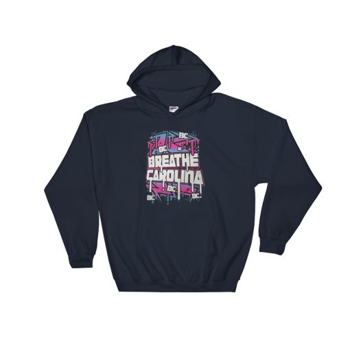 Breathe Carolina Hooded Sweatshirt