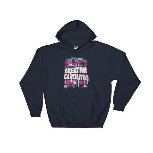 mockup ac666710 510x510 - Breathe Carolina Hooded Sweatshirt