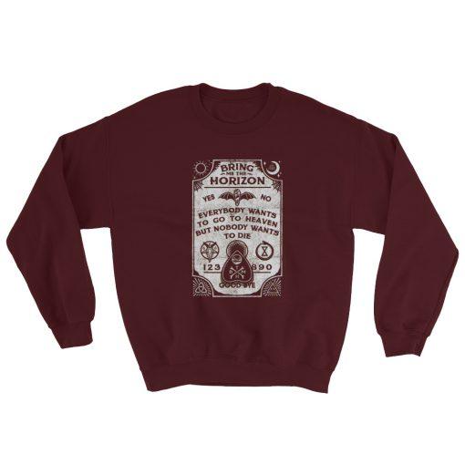 mockup b465dfb7 510x510 - Bring Me The Horizon Sweatshirt
