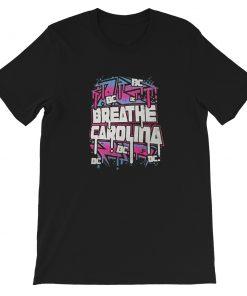 mockup b5ce32cc 247x296 - Breathe Carolina Short-Sleeve Unisex T-Shirt