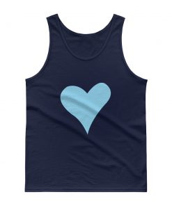 mockup ba31daca 247x296 - Blue Heart  Tank top