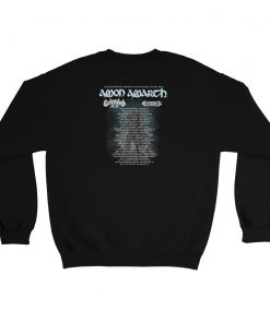 mockup cd6f8187 247x296 - Amon Amarth 2016 North American Tour Sweatshirt