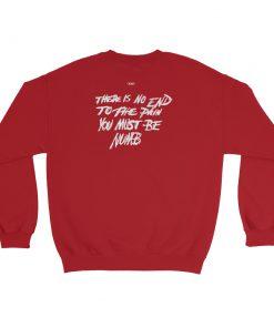 Bad XXXTENTACION 17 Sweatshirt