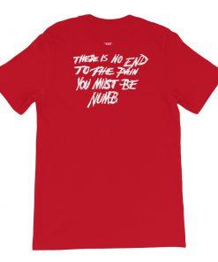 Bad XXXTENTACION 17 Short Sleeve Unisex T Shirt