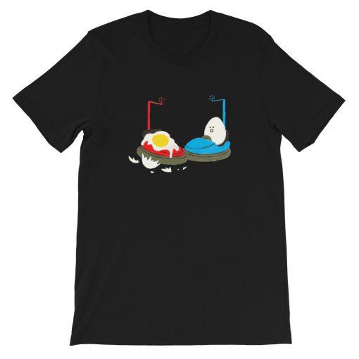mockup d8431eec 510x510 - Bumper Car Egg Short-Sleeve Unisex T-Shirt