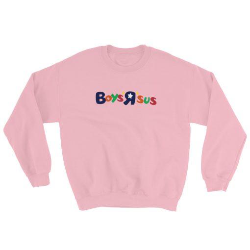 mockup f2b3be1e 510x510 - Boys R Sus Sweatshirt
