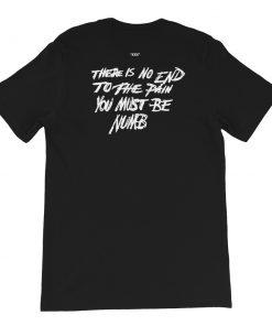 mockup f73a0ef5 247x296 - Bad XXXTENTACION 17 Short-Sleeve Unisex T-Shirt