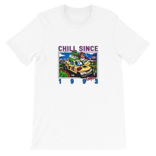 mockup 027b79cf 510x510 - Chill Since 1993 Short-Sleeve Unisex T-Shirt