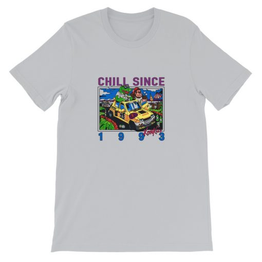 mockup 0891d1d6 510x510 - Chill Since 1993 Short-Sleeve Unisex T-Shirt
