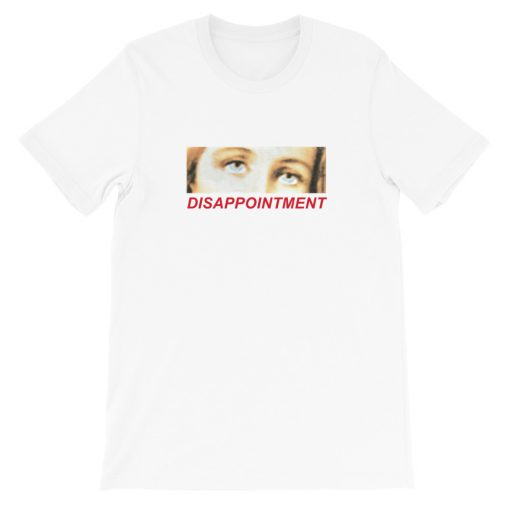 mockup 175657b4 510x510 - Disappointment Short-Sleeve Unisex T-Shirt