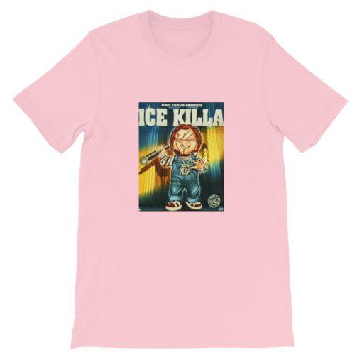 mockup 48fbef17 510x510 - chucky ice killa Short-Sleeve Unisex T-Shirt