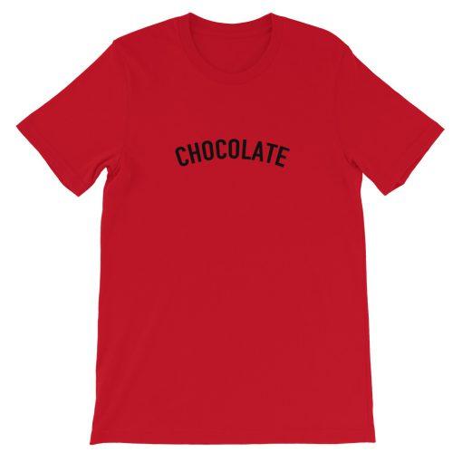 mockup 694c46bc 510x510 - Chocolate Short-Sleeve Unisex T-Shirt