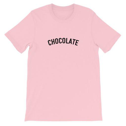 mockup 74c6a8bb 510x510 - Chocolate Short-Sleeve Unisex T-Shirt