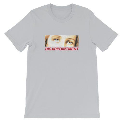 mockup cb074671 510x510 - Disappointment Short-Sleeve Unisex T-Shirt