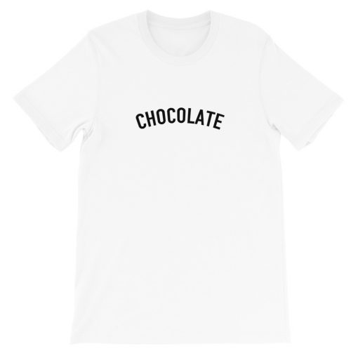 mockup dded35a0 510x510 - Chocolate Short-Sleeve Unisex T-Shirt
